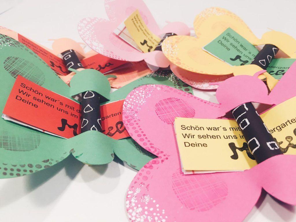 Diy verpackungen pinterest geschenke zum abschied geschenke und abschied - Abschiedsgeschenk basteln ...