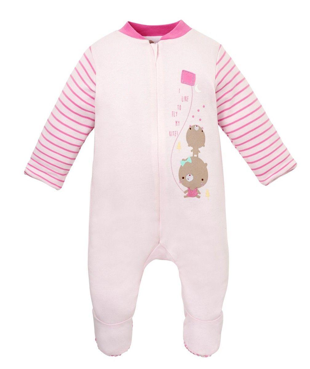 0f498d93a Mothercare Pijama Acolchado Oso Cometa Rosa - Mothercare