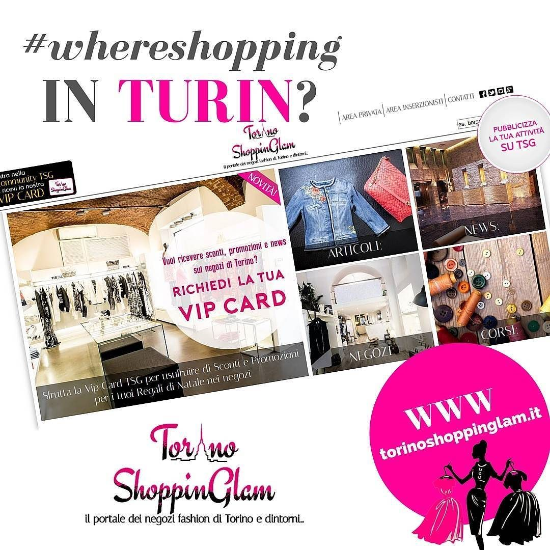 A volte basta perdersi per ritrovarsi...ed è vero!! Attraverso il nostro #shophunting abbiamo scoperto e siamo sempre  alla ricerca di negozi torinesi particolari e con prodotti davvero #glam. Per saperne di più visita il nostro sito e #followus ;) #torinoshoppinglam #torinoèlamiacittà #torinesità #shopping #torino #glamour