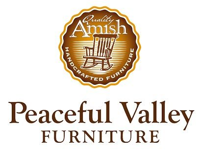 Peaceful Valley Amish Furniture Logo