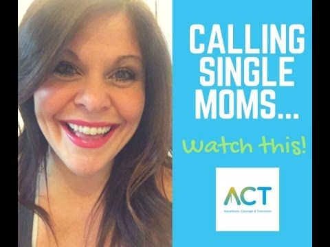 where to pick up single moms