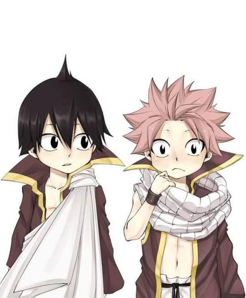 Image de zeref fairy tail and natsu dragneel brothers pinterest the o 39 jays brother and - Image de natsu fairy tail ...