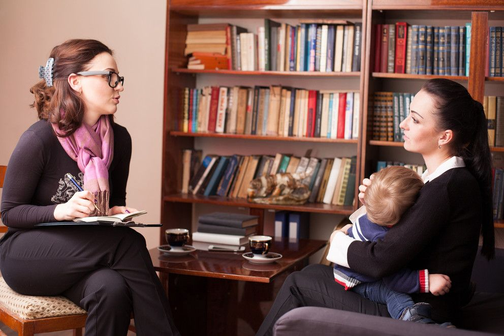 Barriers prevent familycentered services for children