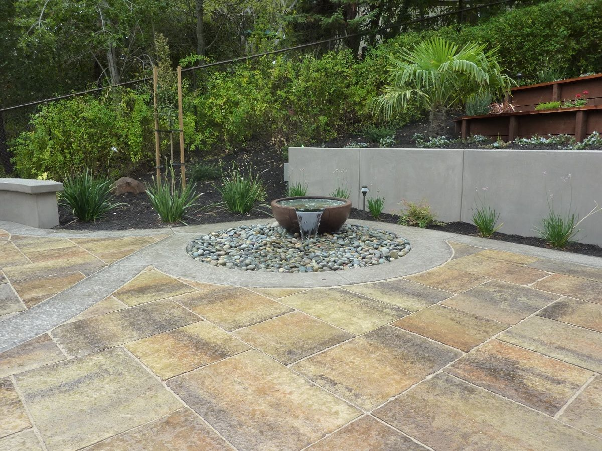 Pathways amp steppers sisson landscapes - Calstone S Quarry Stone Versailles Rustic Yellowstone