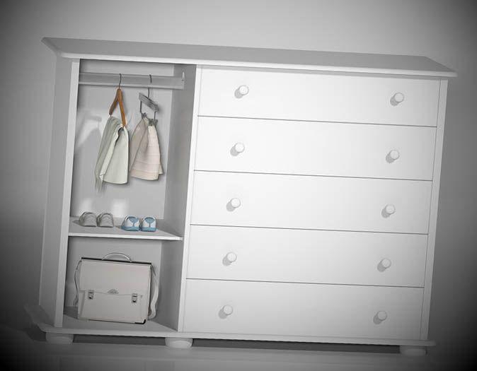 C modas para beb dormitorios comodas para bebe - Comodas para habitacion ...