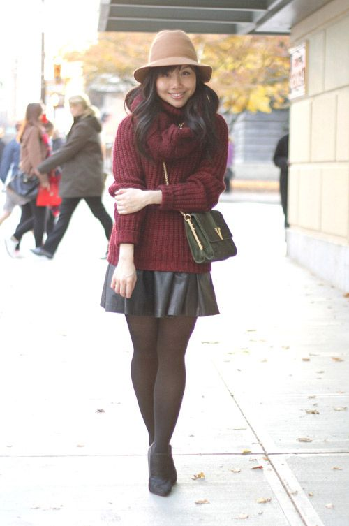Winter Hat: Jen Tam