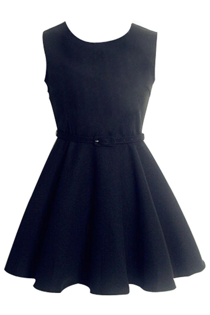 Chic Princess A-Line Mini Dress