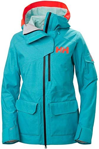 Photo of New Helly Hansen 65636 Ladies's Powderqueen 2.zero Jacket on-line – Topofferclothing