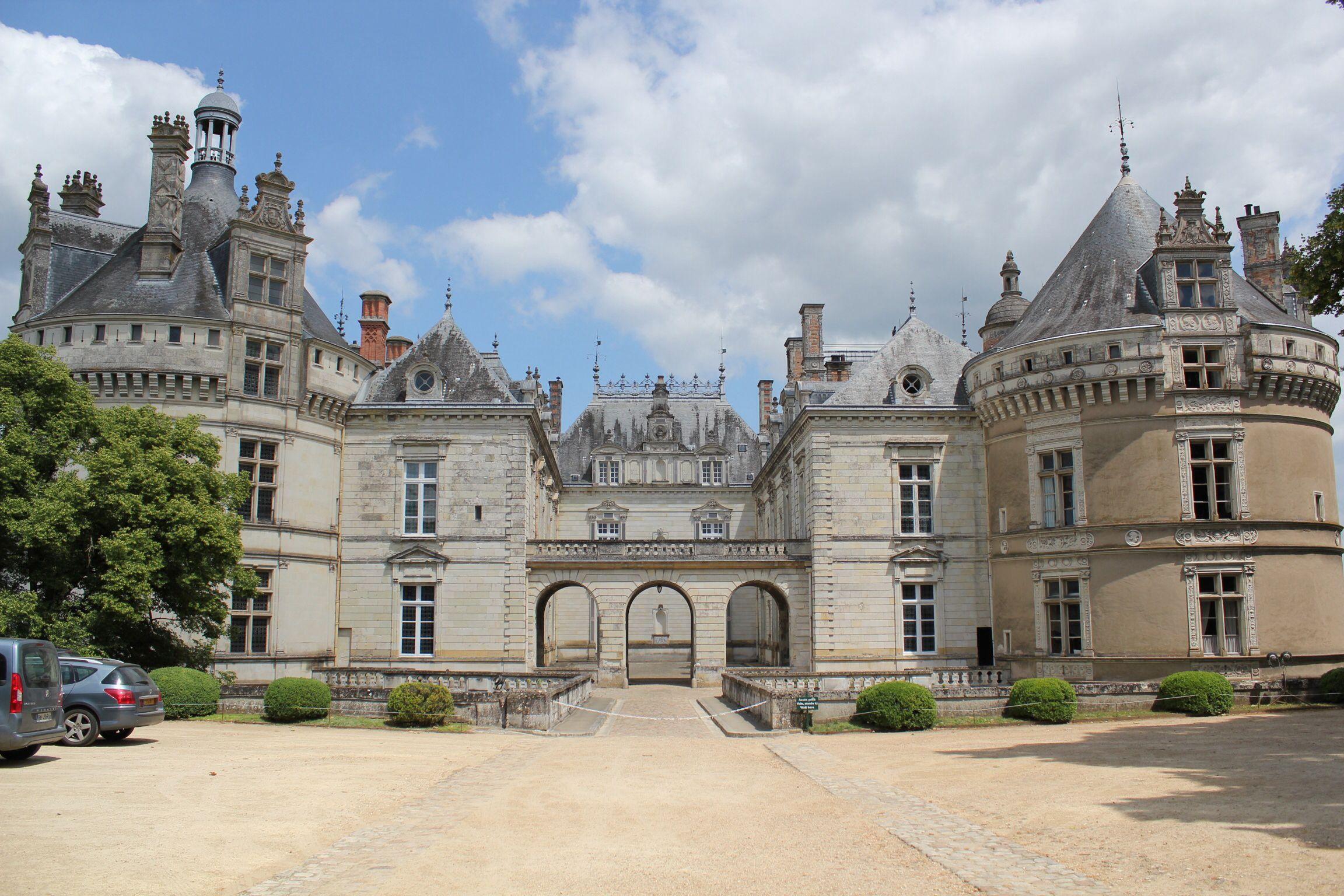 Chateaux du Lude Chateau, Castle house, European