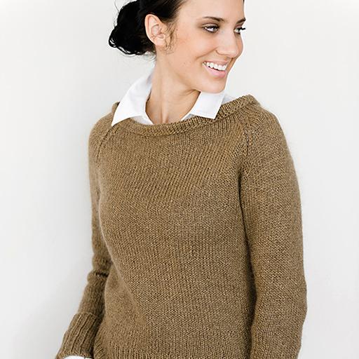 Garance Sweater Pattern – Knit Purl | Knitting Ideas | Pinterest