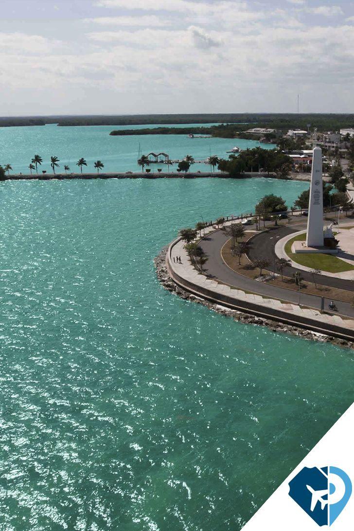 Chetumal Ubicada En La Península De Yucatán Capital Del Estado De Quintana Roo En Esta Ciudad Podrás Conoce Museo De Las Culturas Peninsula De Yucatan Viajes