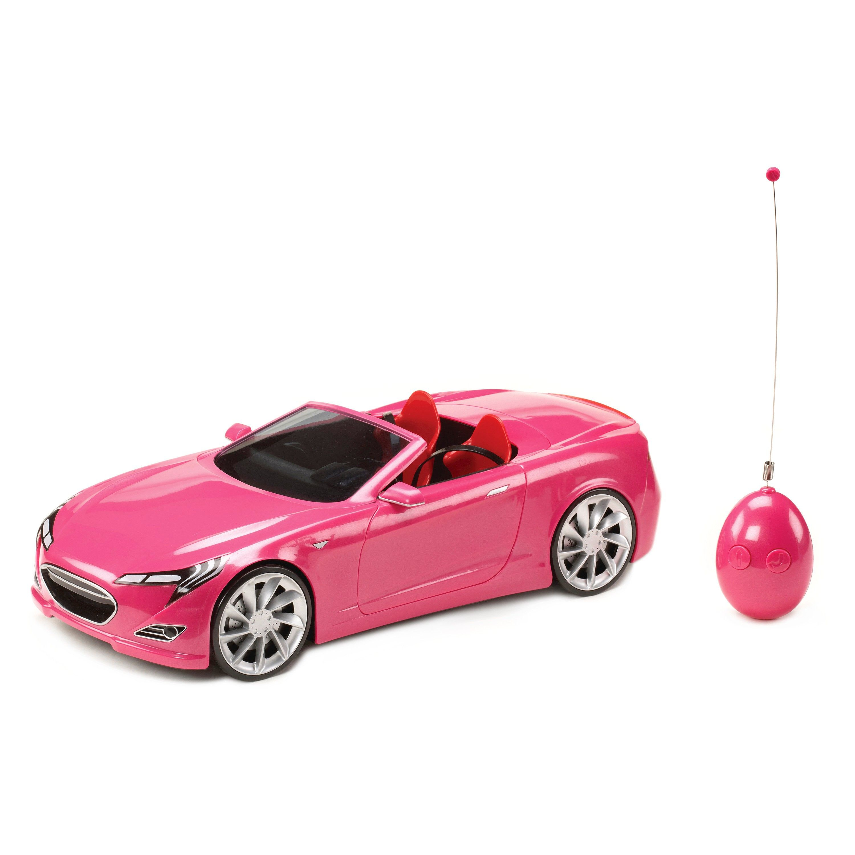 Bratz Doll RC Car Electric Pink Target Rc cars electric