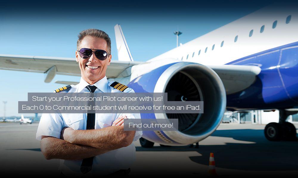 Get the Flight School Training from Ireland's best