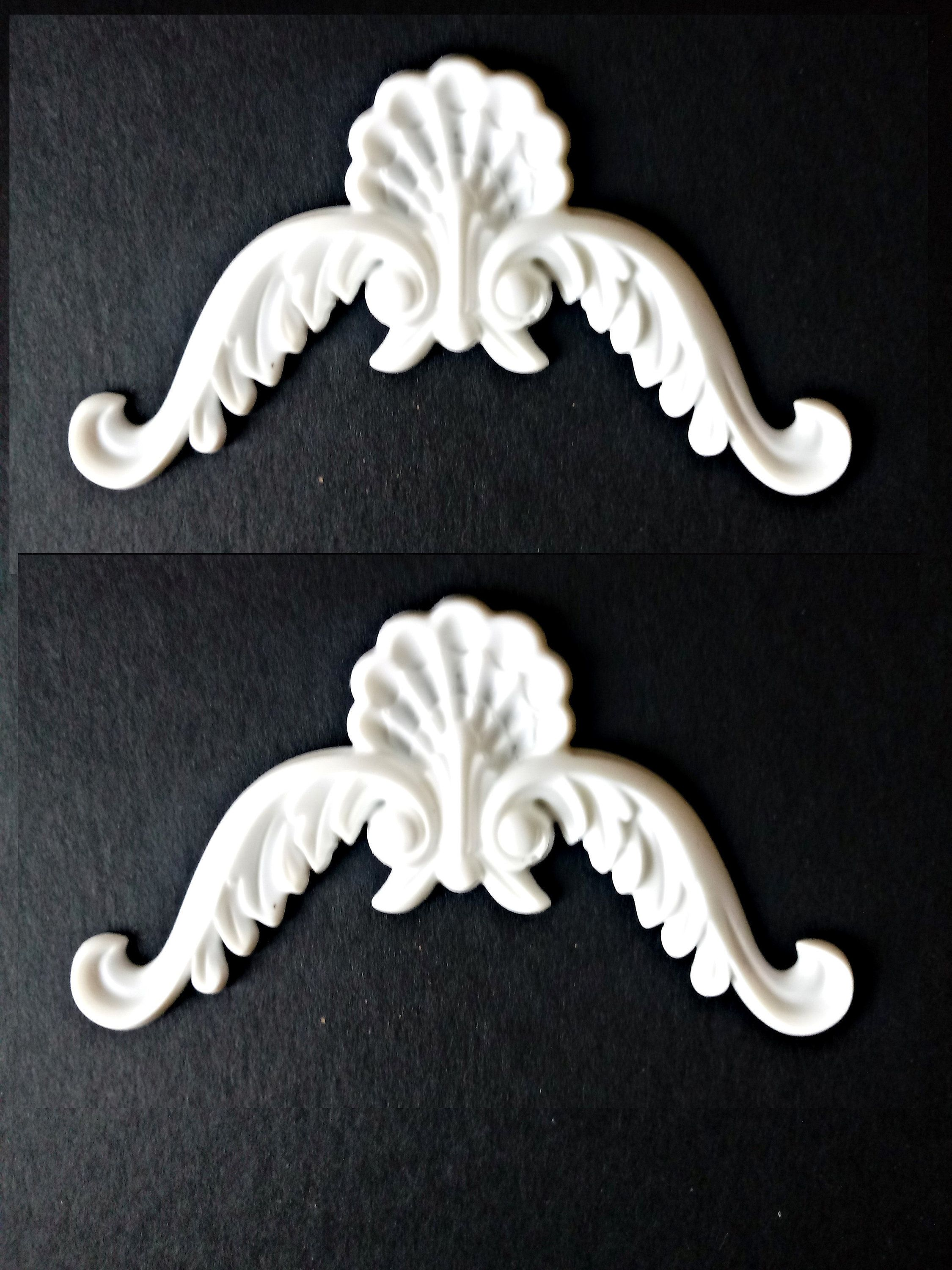 Furniture Appliques Furniture Moulding Shabby Chic Appliques Ornate Appliques Corner Appliques In 2020 Furniture Appliques Shabby Chic Jewellery Box Shabby Chic