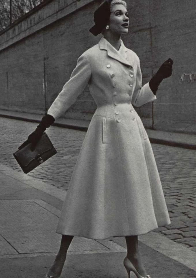 vintage coat #vintagecoat