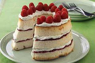 Angel food berry jam cake kraft recipes i love this recipe but i angel food berry jam cake kraft recipes i love this recipe but i use strawberry preserves and fresh strawberries instead of rasberries and i frost the forumfinder Images