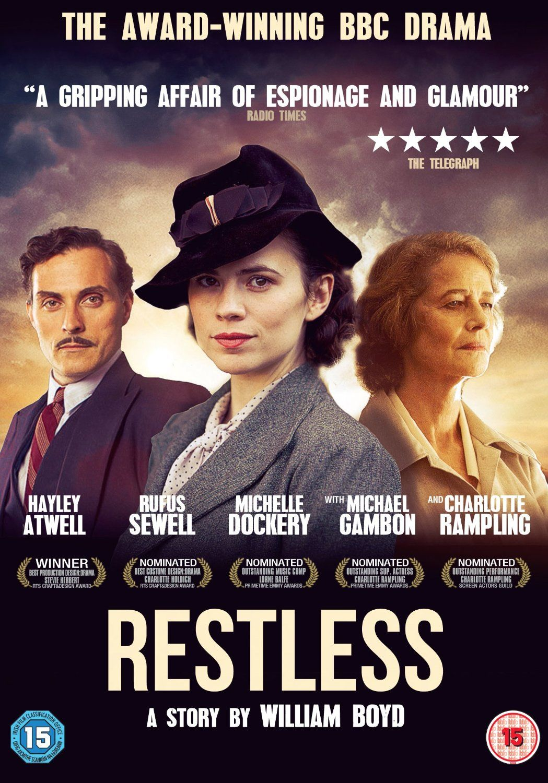 Restless | Books to read! | Netflix movies, Period drama