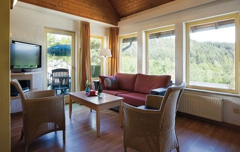 4-persoons bungalow op Landal Mont Royal