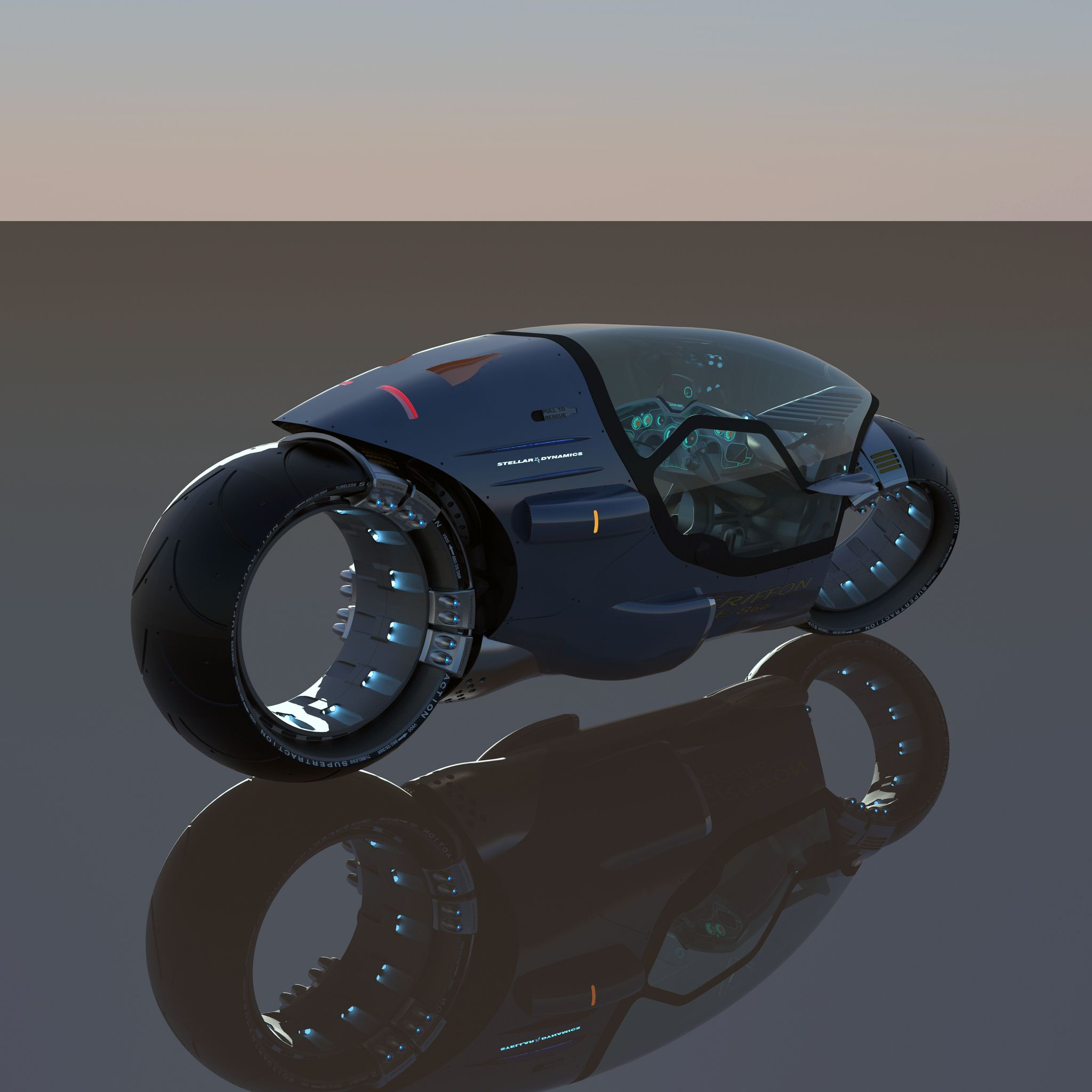 Bike 2 By Scifiwarships By Retromaniak Concept Motorcycles