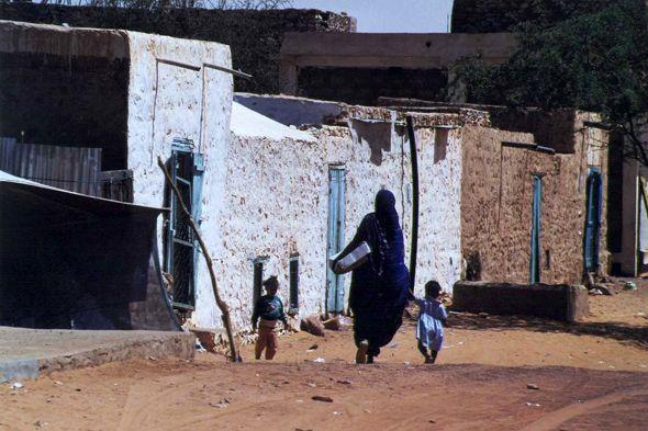 Mauritania - Chinguetti