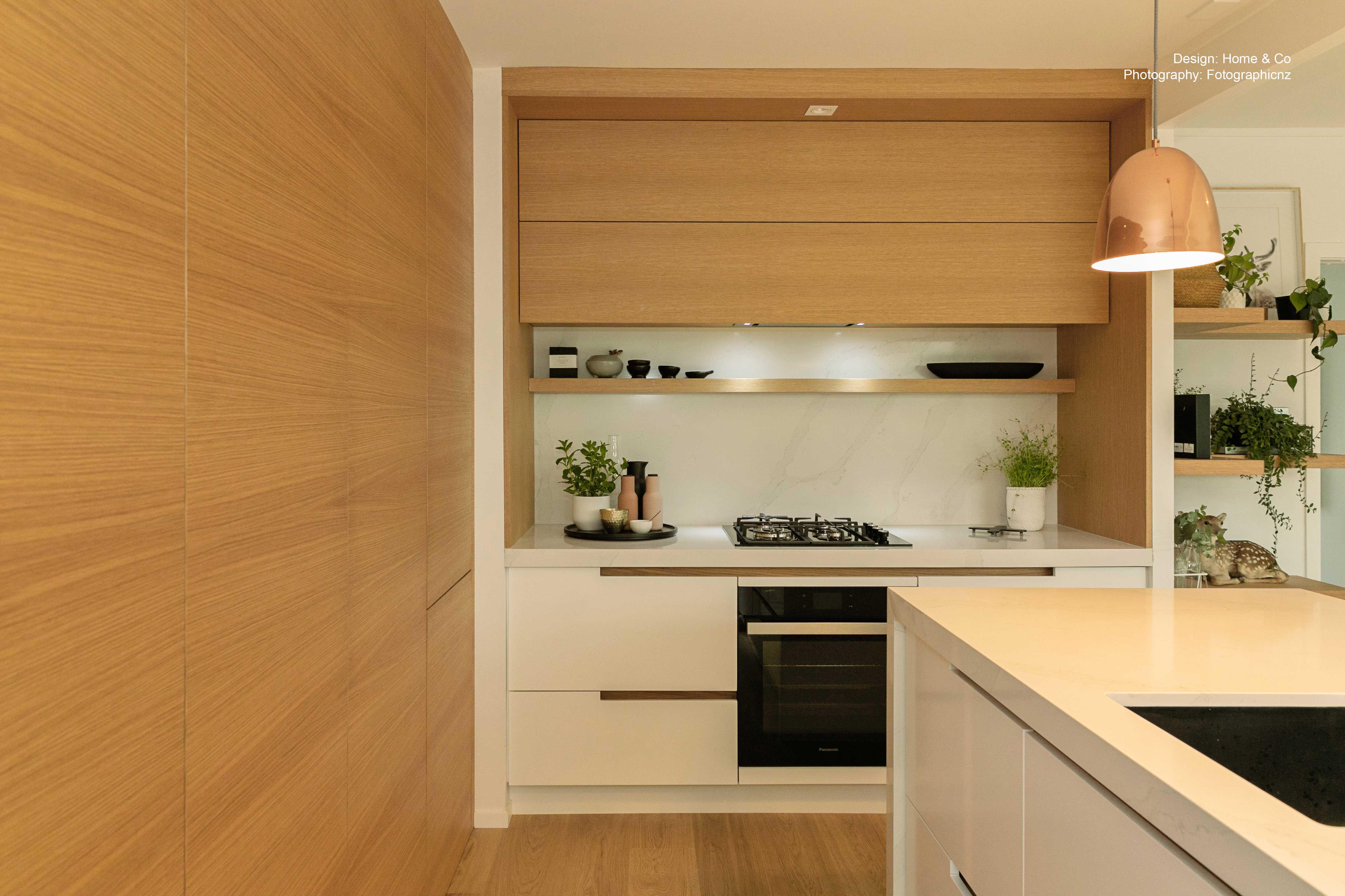 Designer Kate Gardham turns this kitchen's cabinets ...