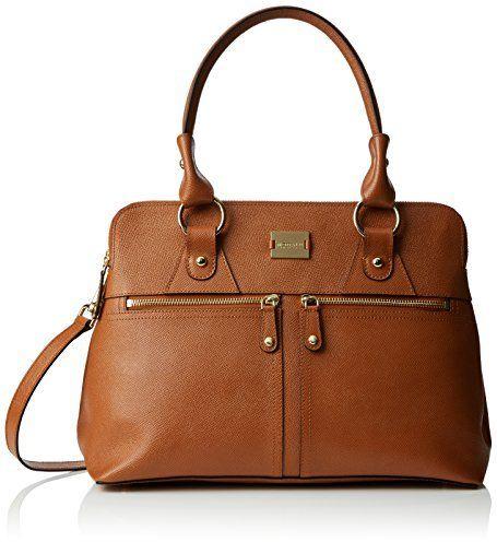 Modalu Womens Pippa Classic Grab Top-Handle Bag