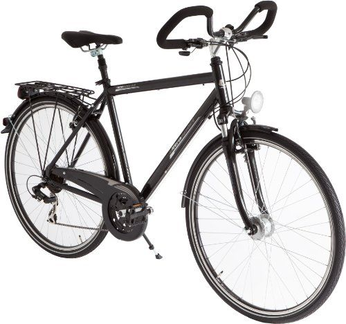 Ultrasport Herren Fahrrad Trekking Bike Schwarz Rahmenhohe 53 Cm Reifengrosse 28 Zoll 71 Cm 330900000080 U Gunstige Fahrrader Herren Fahrrad Elektro Rad
