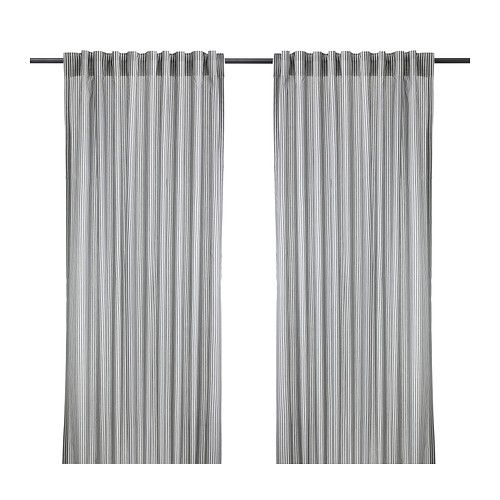 Gardinenband Ikea gulsporre curtains at ikea grey pinstripe would to find