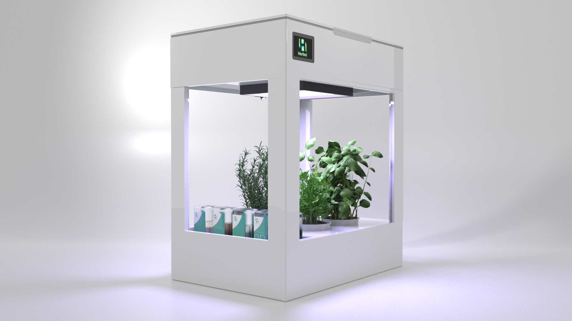 Pin By Farm4 0 On Indoor Gardening Growing With Herbot Indoor Garden Indoor Urban Garden