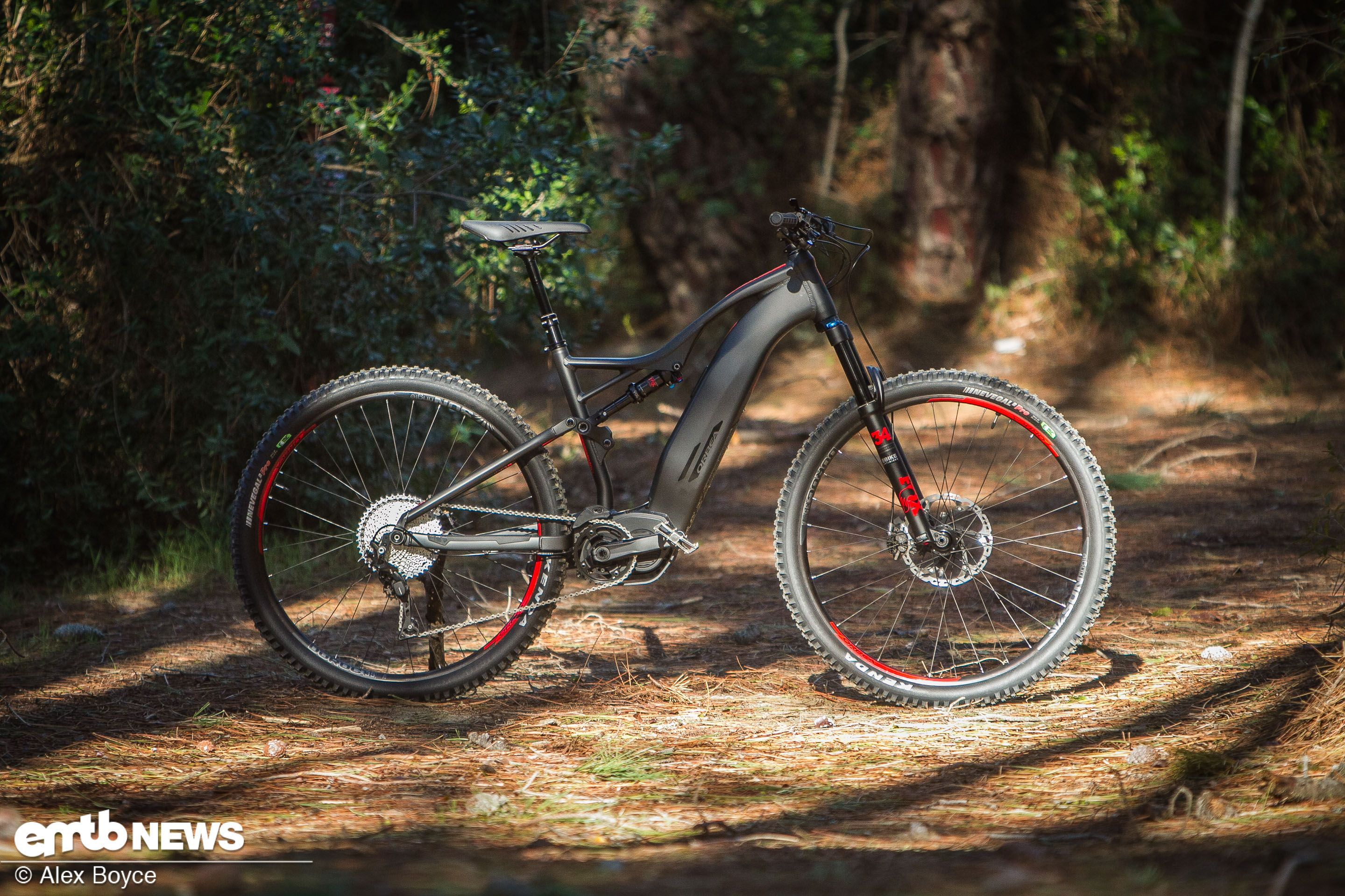 5ac992368c5921 Comfortable all-rounder - Orbea Wild FS 20 29S LR Tested  Orbea are known