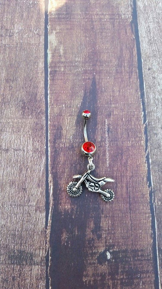 Navel Belly On Ring For