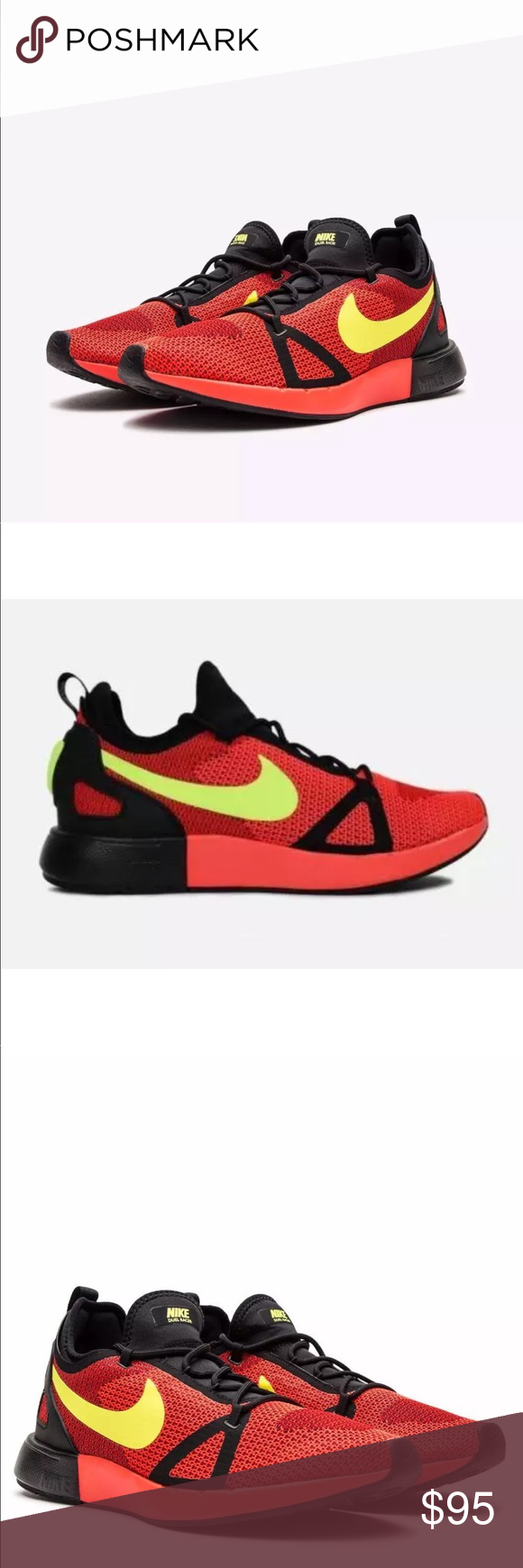 cc89d6a9344 Men s Nike Duel Racer Running Shoes Sz 11 Nike s going way back into the  archives with
