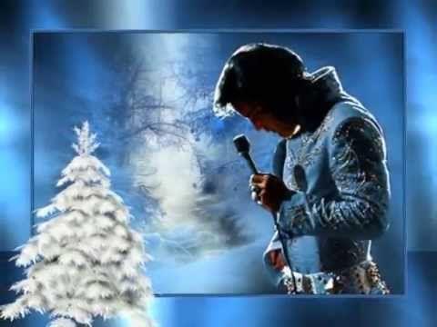 Elvis Presley White Christmas - YouTube