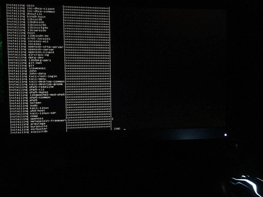 kali #linux by giotsiskara | Linux | Linux, Hacks