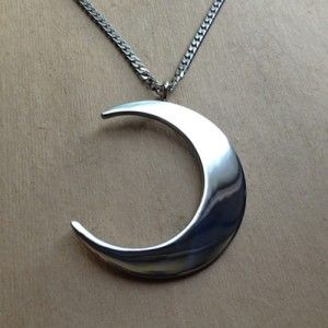 Moon Priest Necklace, Evil Pawn Jewelry