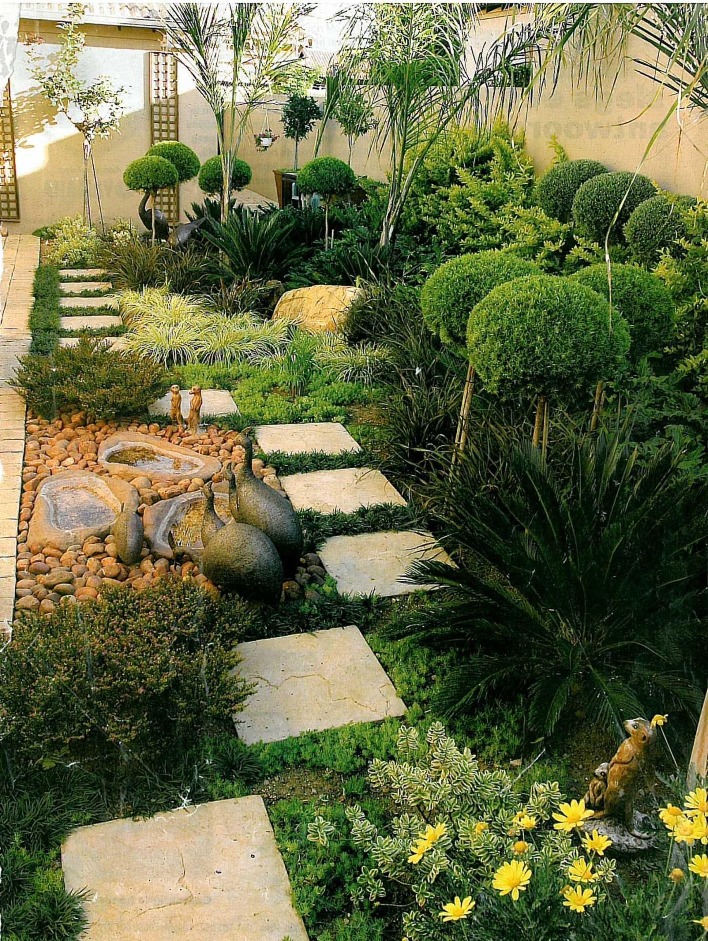 Waterwise Garden Theatre At Grand Designs Live 2016 Waterwise Garden Urban Garden Low Maintenance Garden