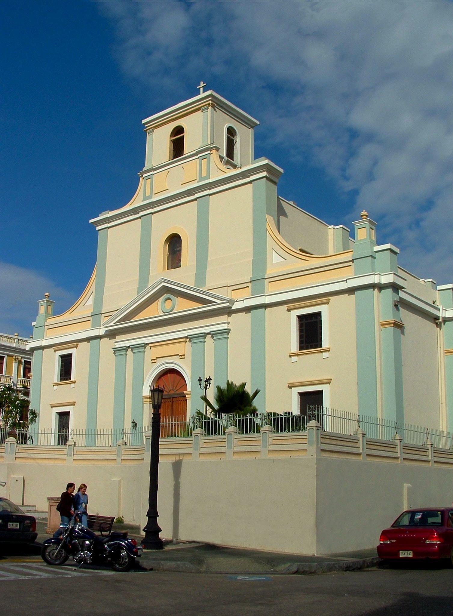 Arecibo - Catedral de San Felipe