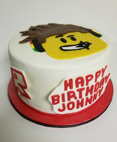 Roblox Birthday Cake Robloxbirthdaycake Roblox Birthdaycake