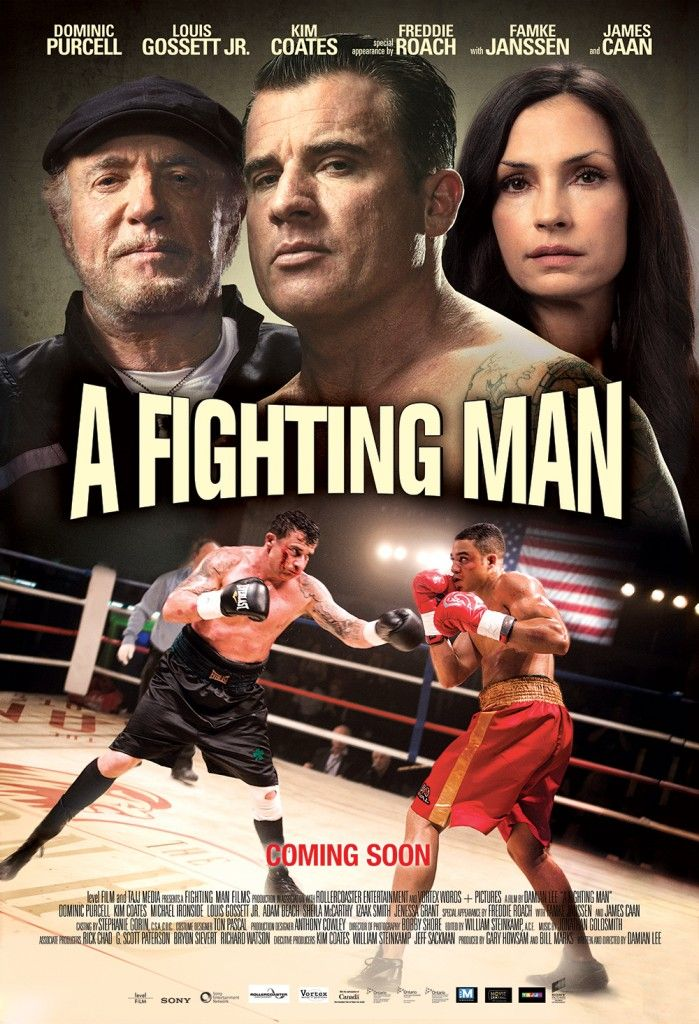 100 Movie Challenge 2014, 130/ 100: A Fighting Man, Rating : 3/ 5