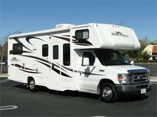Sunseeker Rv Rent Rv Camping Motorhome Recreational Vehicles