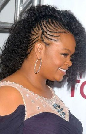 Jill Scott I Would Love This Do Natural Hair Styles Hair Styles Cornrow Braid Styles