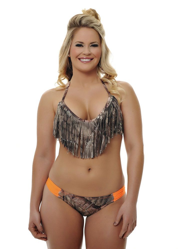 4ca9a235fe8e7 Fringe Bikini Bottom Mossy Oak® Break Up Country