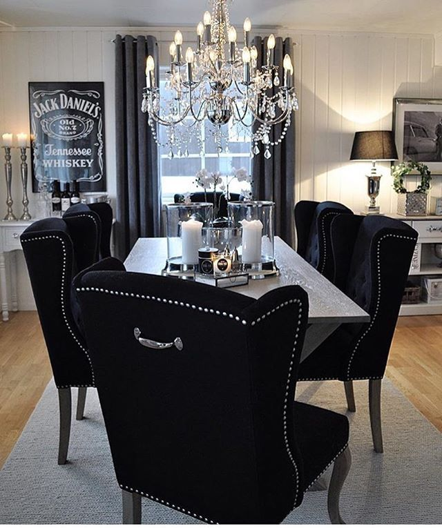Luxury Dining Room Chairs: Luxury Dining Room, European