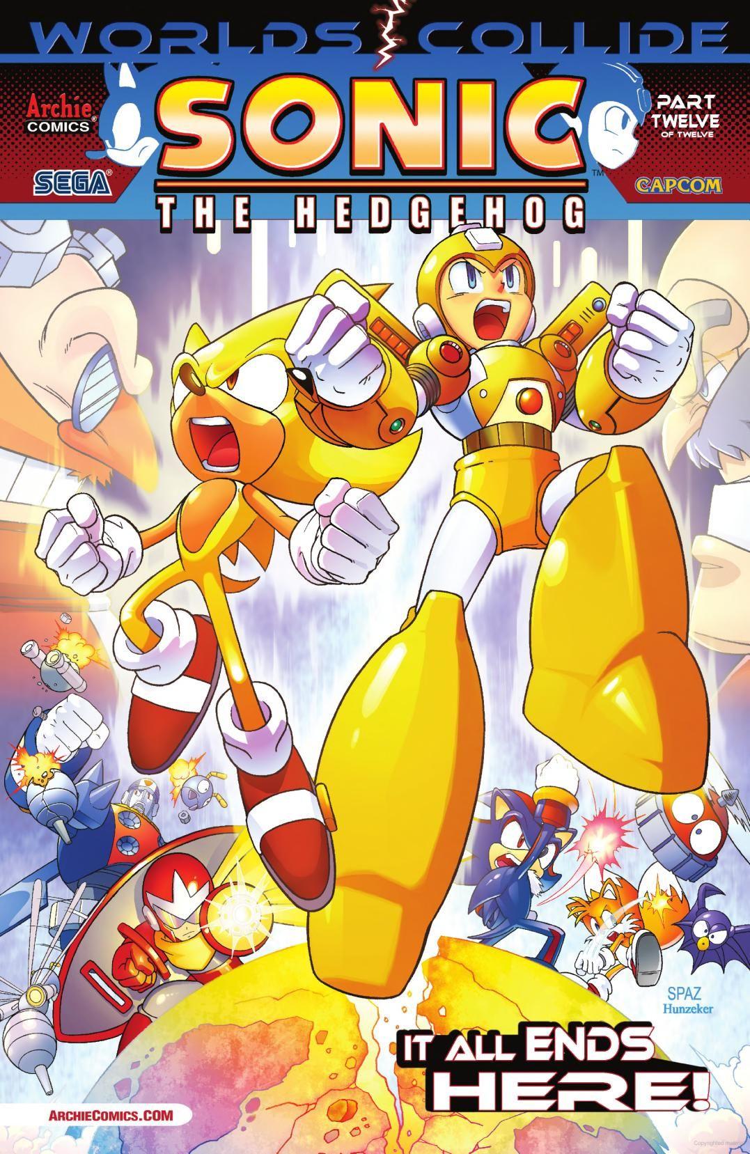 super sonic and megaman comics and mangas pinterest mega man