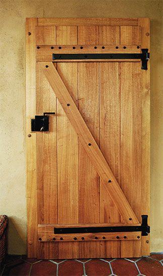 Special Doors: We make wooden doors Chatař & Chalupář