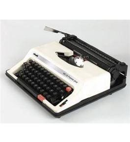 olivetti ms 25 plus typewriter typewriters rh pinterest com Writer Typewriter Writer Typewriter