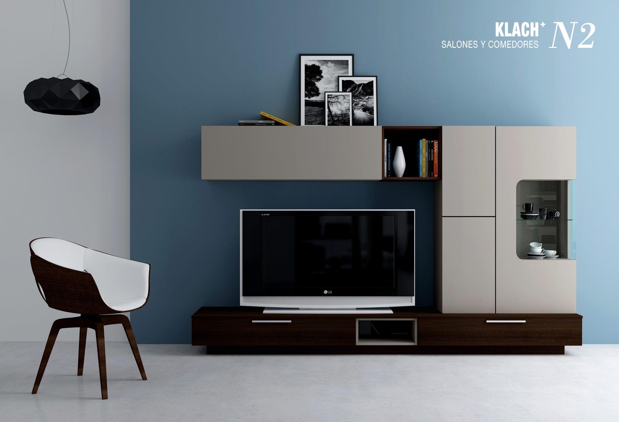Klach n2 muebles hermida muebles de sal n y comedor klach muebles salon muebles y - Hermida muebles ...
