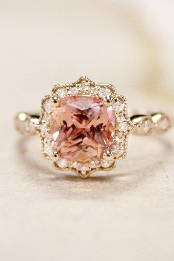 Impressive Vintage Engagement Rings