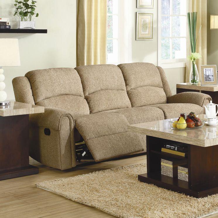 Esther chenille reclining sofa reclining sofa home