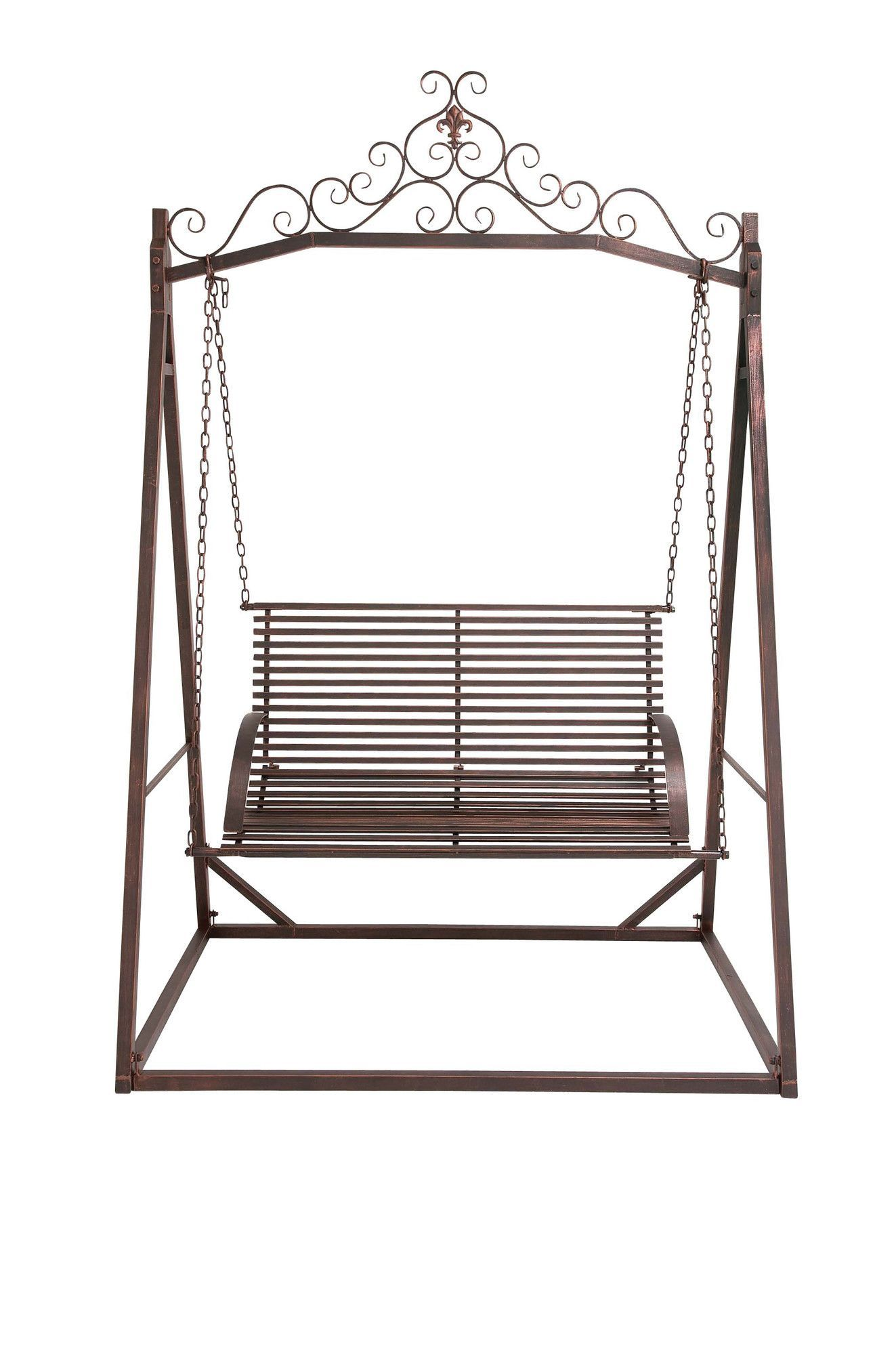 Metal Garden Swing with Stand | Outside ideas | Pinterest | Porch ...